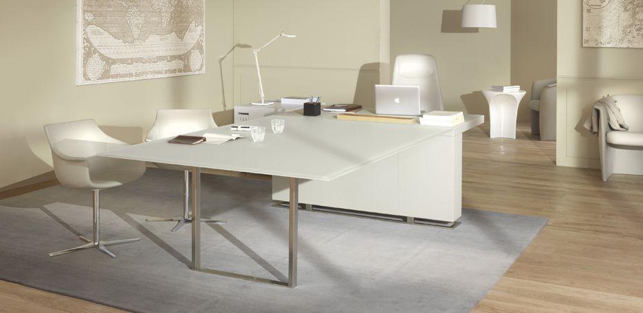 Scrivania Design Deck Team Leader di Estel, Designer Jorge Pensi