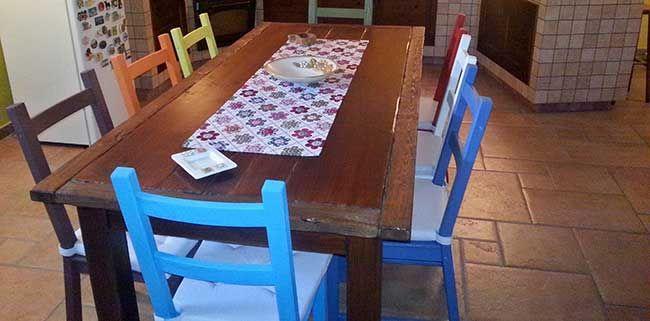 Una guida completa per costruire un tavolo taverna fai da te. Tutti ...