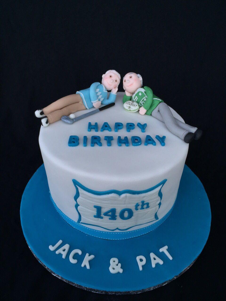 Twin Brother Birthday Cake 70th Birthday Cake 70th Cakes