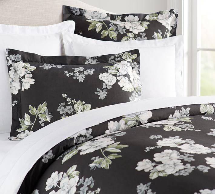 Lydia Print Duvet Cover Amp Shams Bed Linens Luxury Duvet
