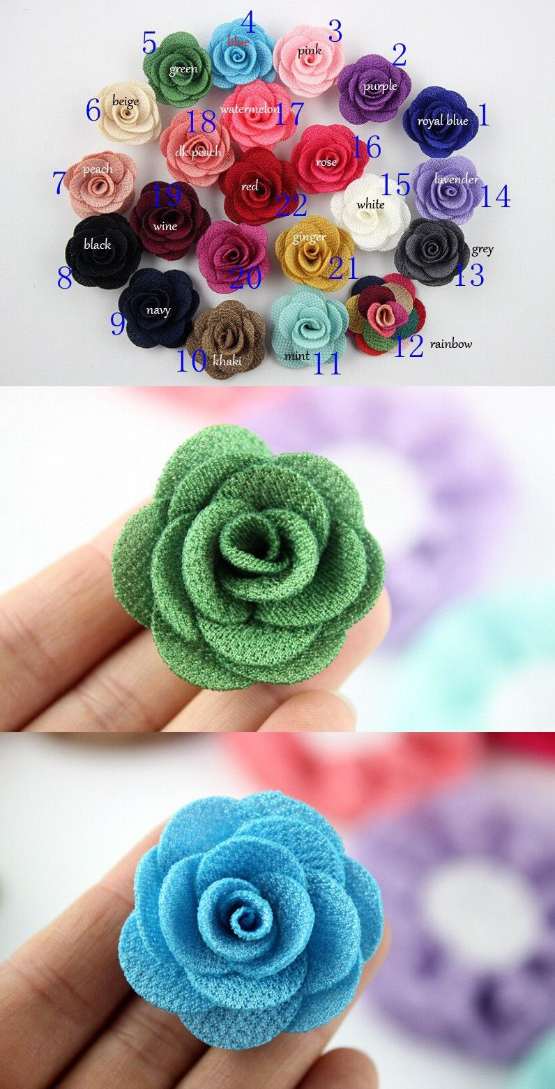 flower hair clips for toddlers