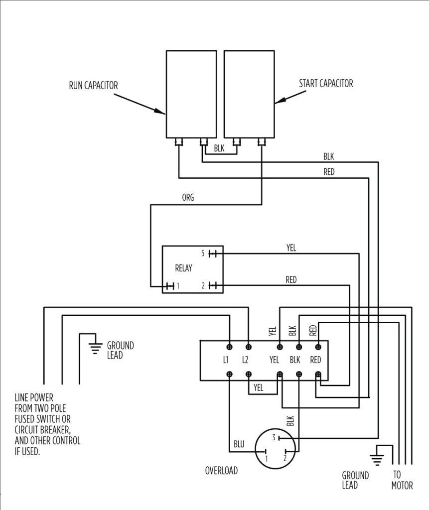 Well Pump Electrical Circuit Diagram - basic electrical ...  Float Switch Wiring Diagram on