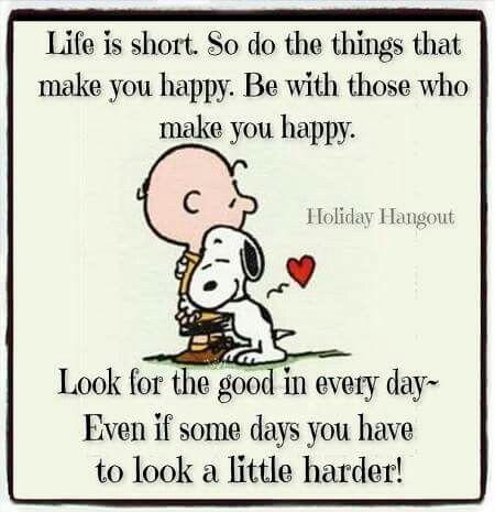 Snoopy And Charlie Verstehen Sich Auch Ohne Wortenehmt
