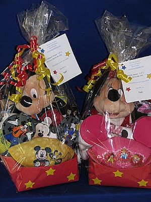 Use WDW welcome basket service or make your own