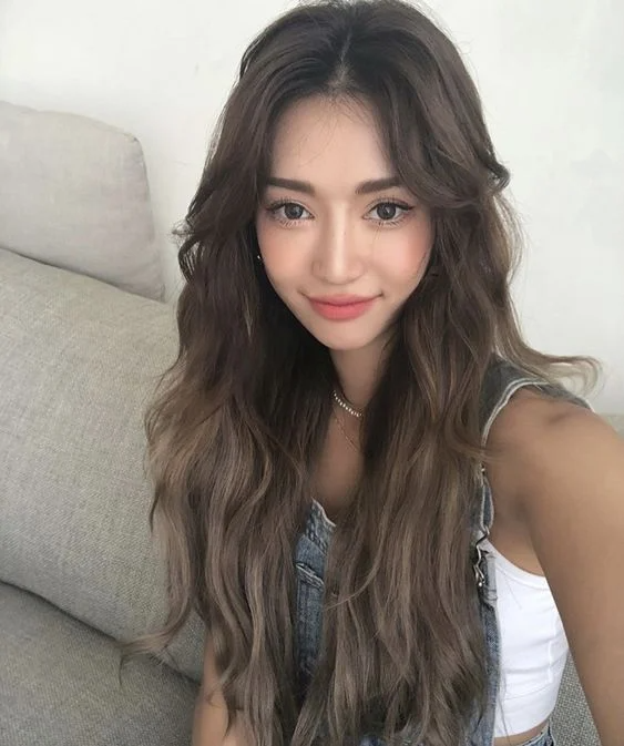 7 Cute Low Maintenance Hairstyles For Lazy Girls Girlstyle Singapore Korean Hair Color Girl Hair Colors Ulzzang Hair