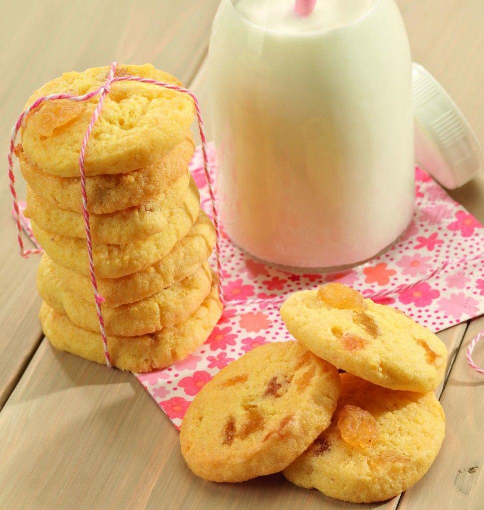 Zaeti ou biscuits vénitiens aux raisins secs et farine de maïs - les meilleures recettes de cuisine d'Ôdélices