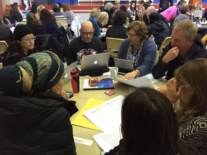 Collaborative Classroom Curriculum Reviews ~ A massive collaborative curriculum review… what ed