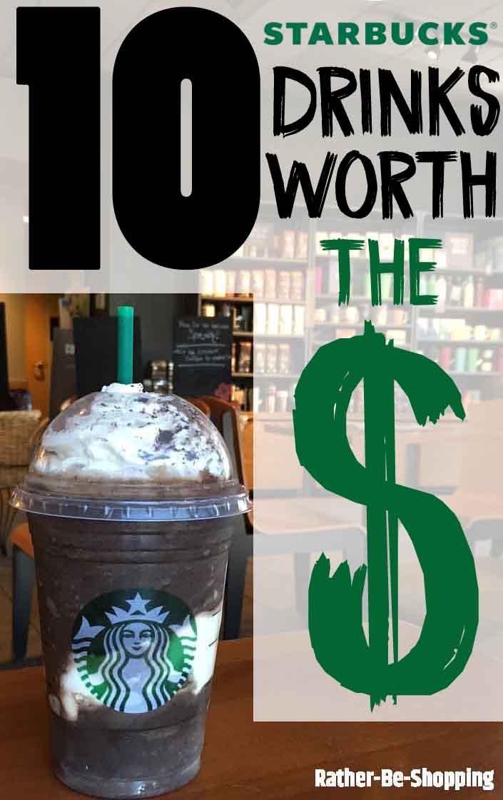 The 10 Starbucks Prices That Actually Make Their Coffee