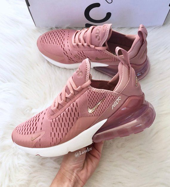 ... customized with SWAROVSKI® Xirius Rose-Cut Crystals. Product    BQ0969  600 FIT  True to size Brand New! 100% Authentic NIKE Air Max 270 Sneakers  ... 6e7fb4c18
