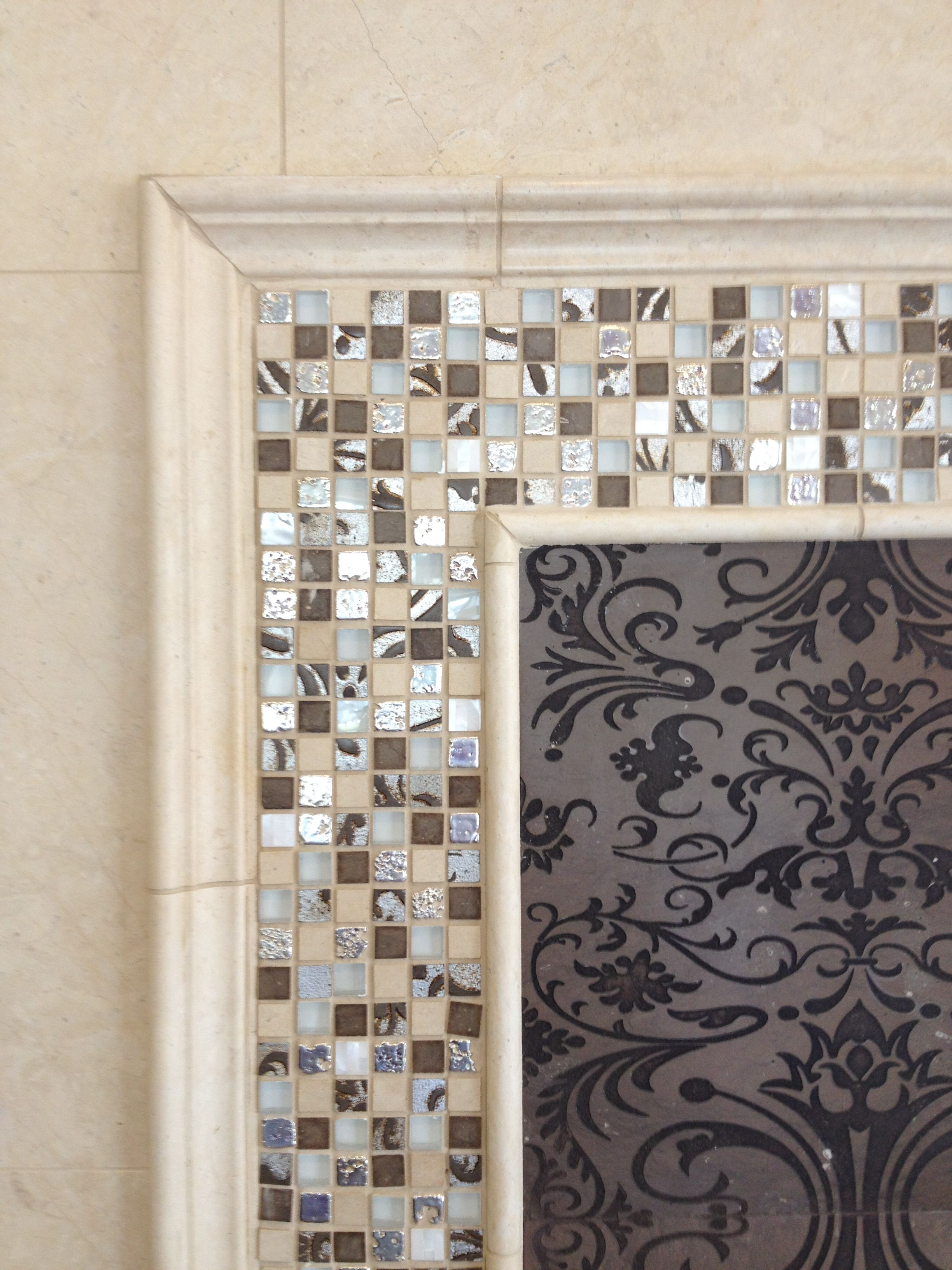 Bedrosians Aec Tile Suave Series In Mink 4 X4 W Bean Wash