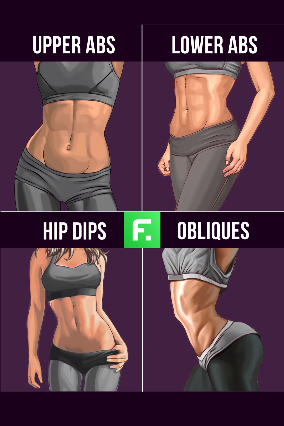 FitCoach: Weight Loss Workouts #upperabworkouts