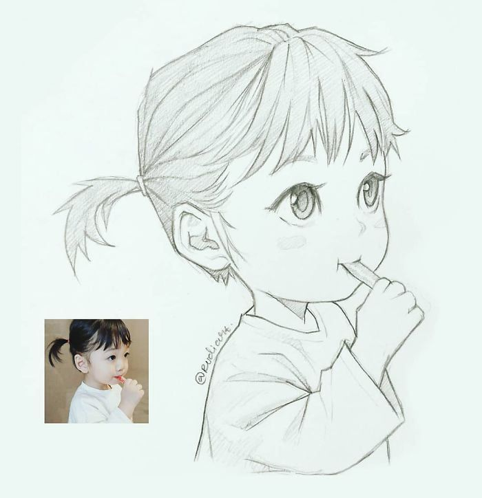 This Illustrator Sketches People As Anime Character And The Result Is Impressive... -   This Illustrator Sketches People As Anime Character And The Result Is Impressive ⋆ Anime & Manga-#anime #character #illustrator #impressive #manga   Whether whether with regard to game titles, comic strips, animated or maybe merchandise, we can't ignore the point that good identity layouts participate in an active factor with driving a car the particular revenue with the item in question. When excellent figu