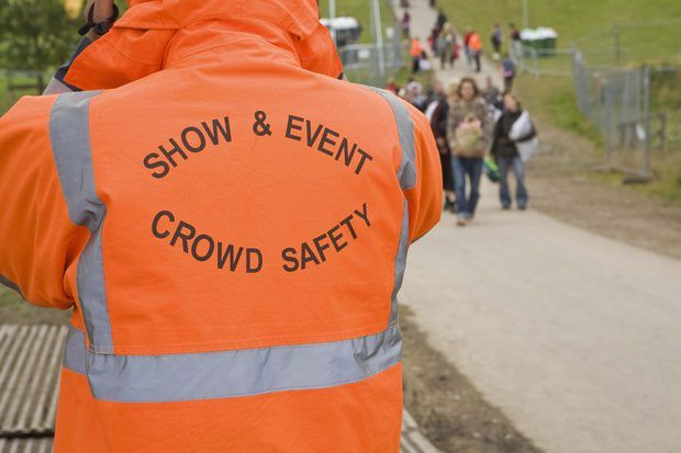 Risk Management Moves Beyond Crowd Control  Safety Security
