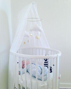 Stokke Sleepi Mini Bundle W Matt White Baby Changing Tables