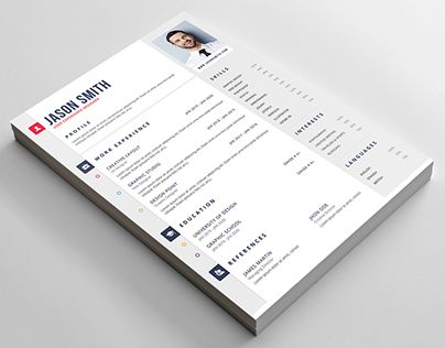 Check out new work on my @Behance portfolio  - my new resume