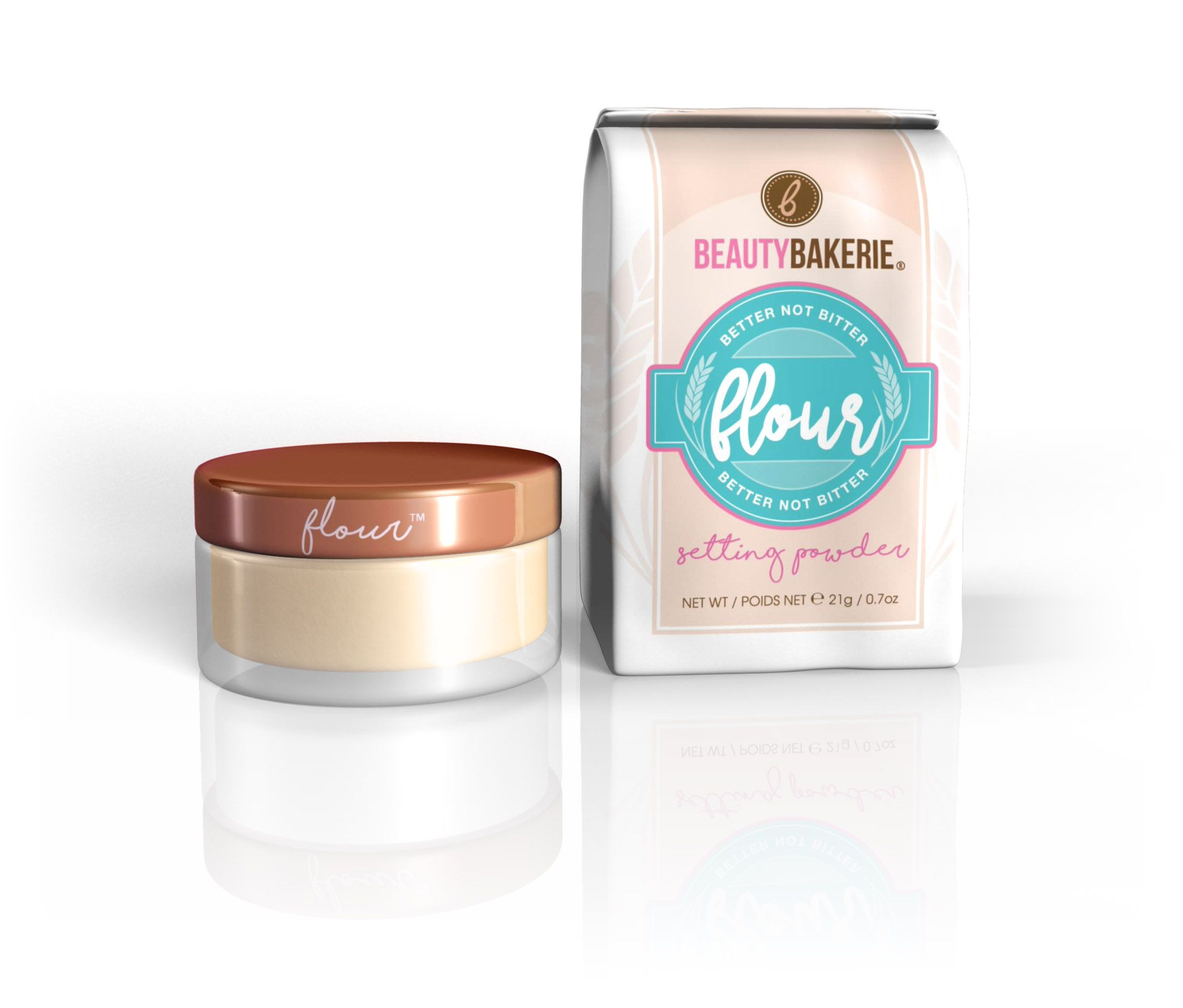 Beauty Bakerie Setting Powder Setting powder, Powder