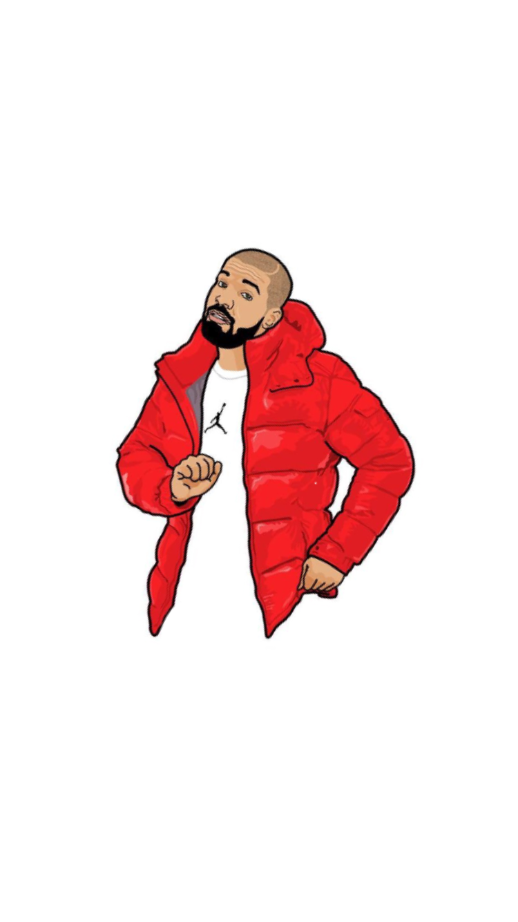 Drake Wallpaper Made By Chaoticcurls