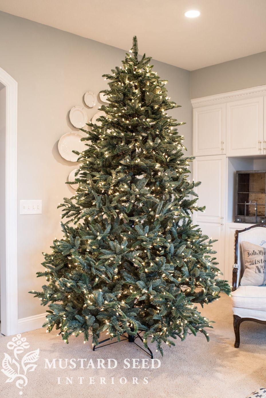 Dining Room Christmas Tree 2018 Miss Mustard Seed Balsam Hill Christmas Tree Christmas Tree Christmas Tree Decorations Diy