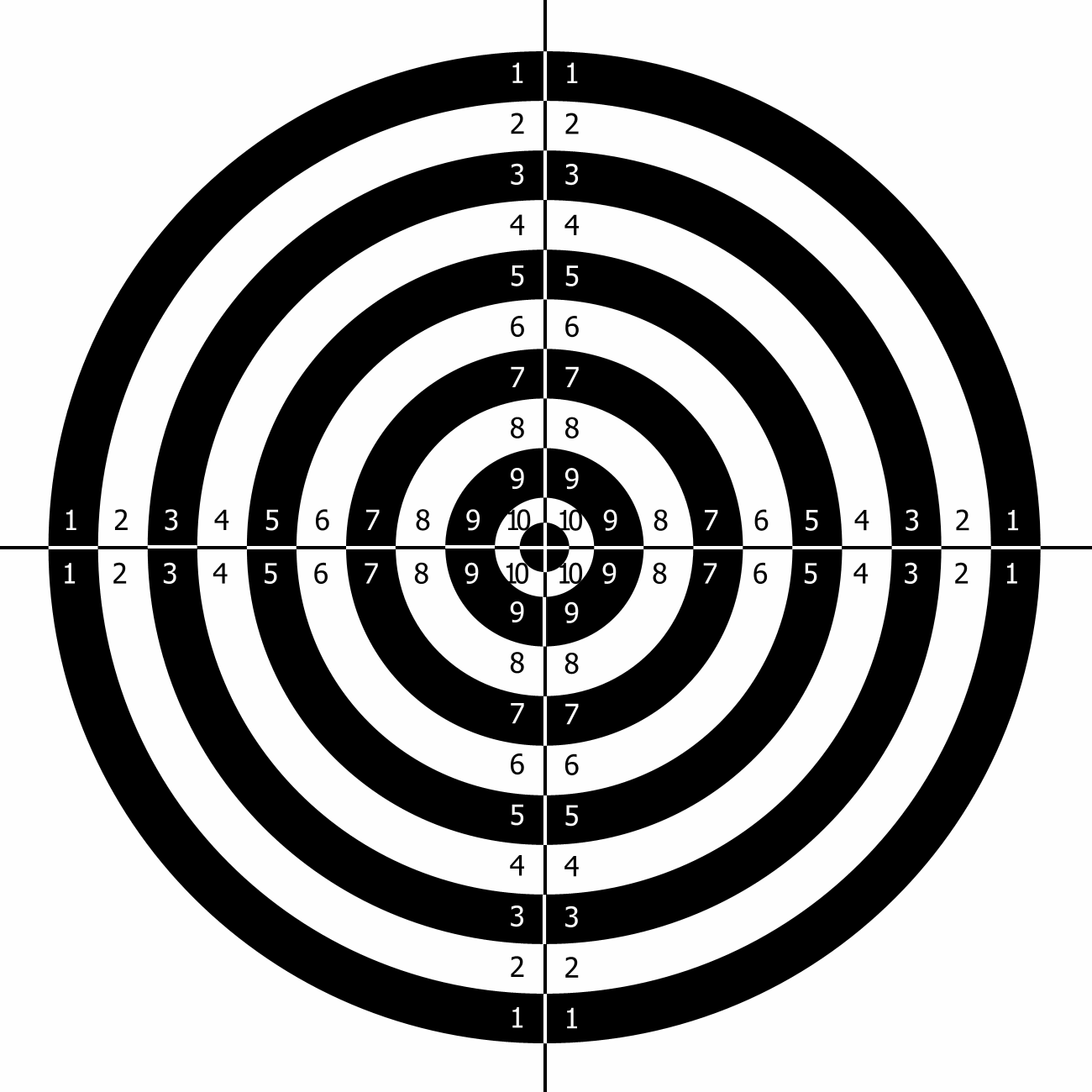 Shooting Targets Png 62k Shooting targets, Pistol