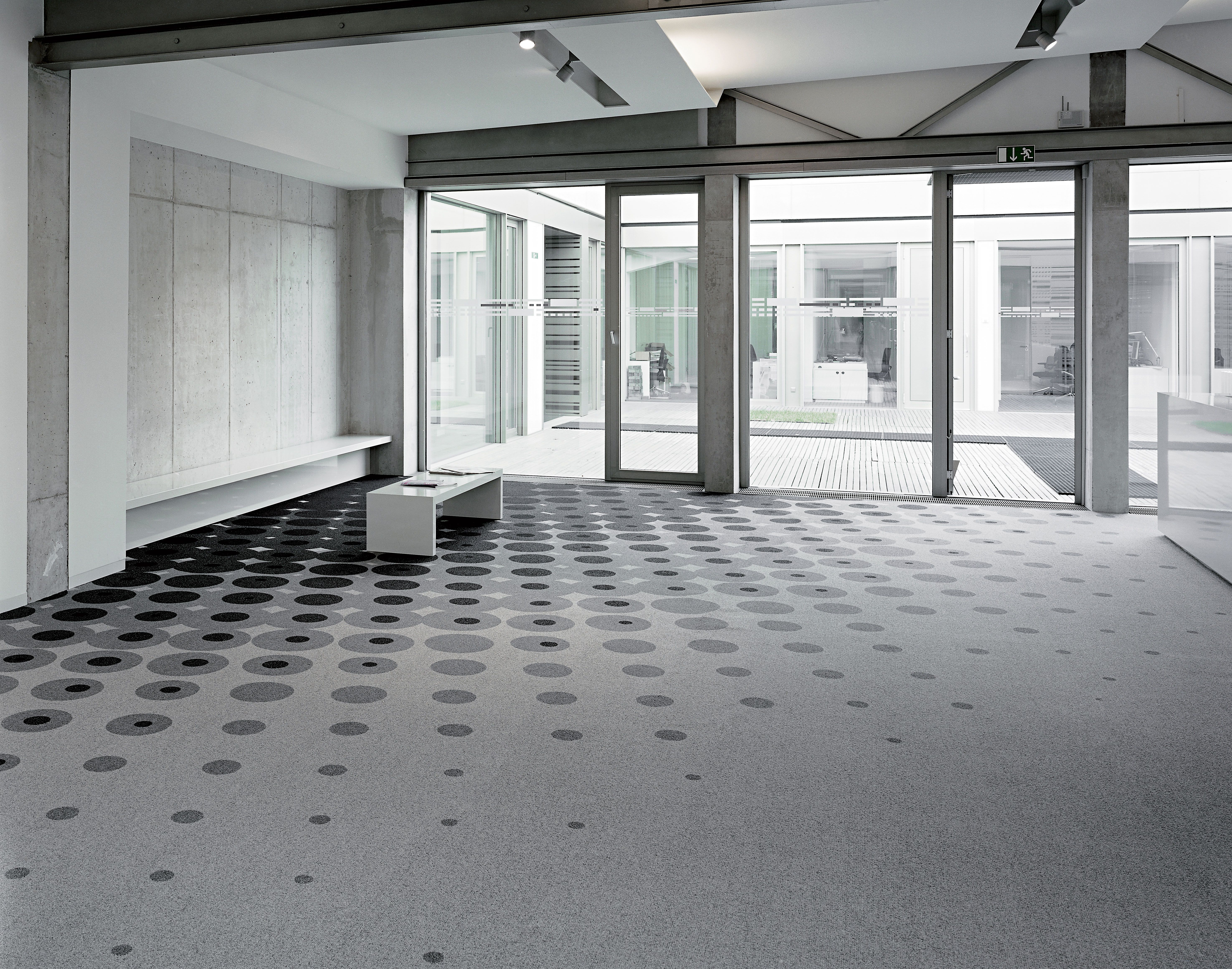 Forces Work By Ege Carpets