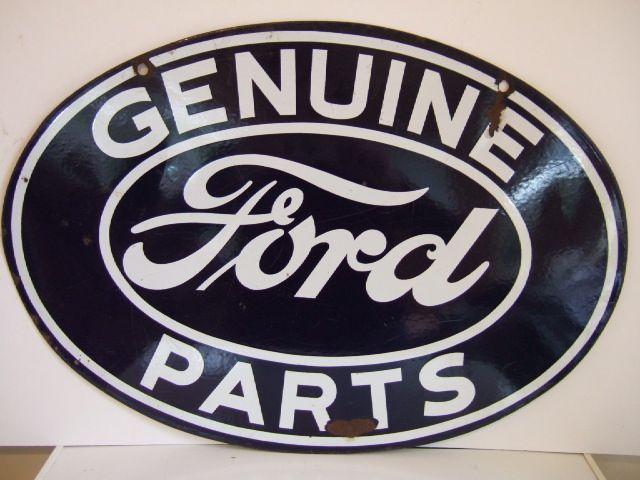 Antique Signs Vintage Ford Signs For Sale Original Ford Enamel