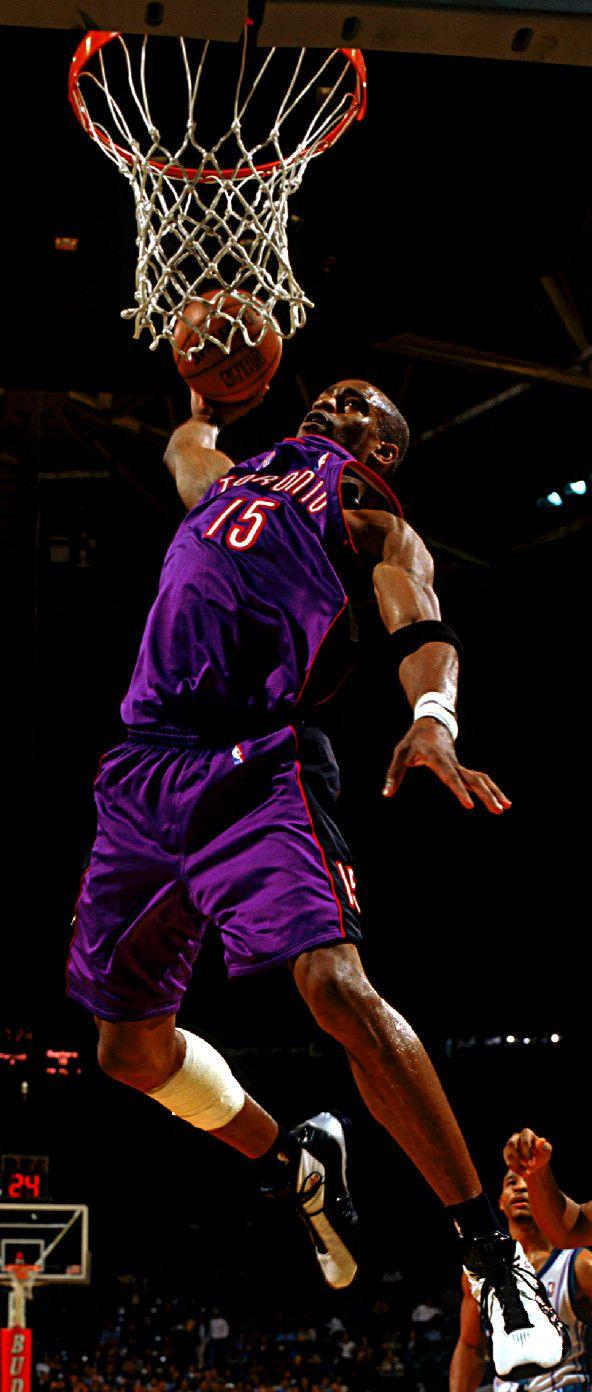 Vince Carter Nba Mvp Basketball Photography Sports Basketball