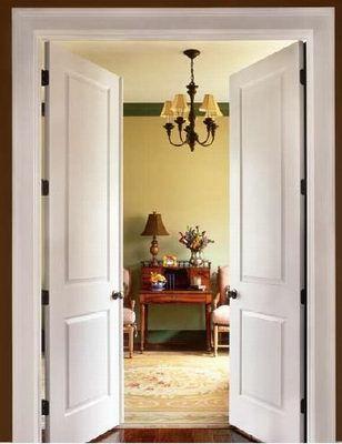 Jeld Wen Cambridge 2 Panel Door Interior Doors Pinterest Doors