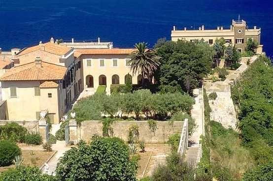 Villa dei Mulini, Napoleon's residence, Elba