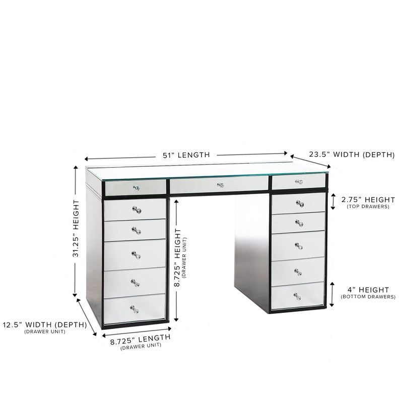Impressions Vanity Slaystation Plus 2 0 Mirror Tabletop Mirror Drawer Unit No Mirror Pre Order Expected Date Sept 28th Expect Delays In 2020 Drawer Unit Mirror Drawers Vanity
