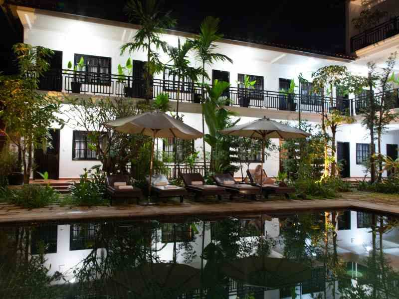Dyna Boutique Hotel Siem Reap Swimming pool Boutique
