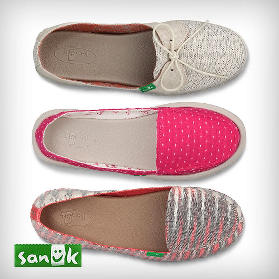 Take a look at the Sanuk event on zulily today!