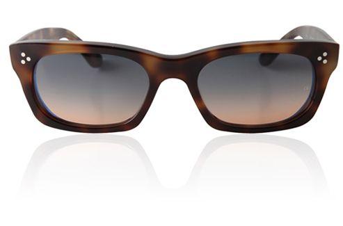 2951c24e3fd Oliver Goldsmith Vice Consul (1959) c. Electric Tortoise Sunglasses ...