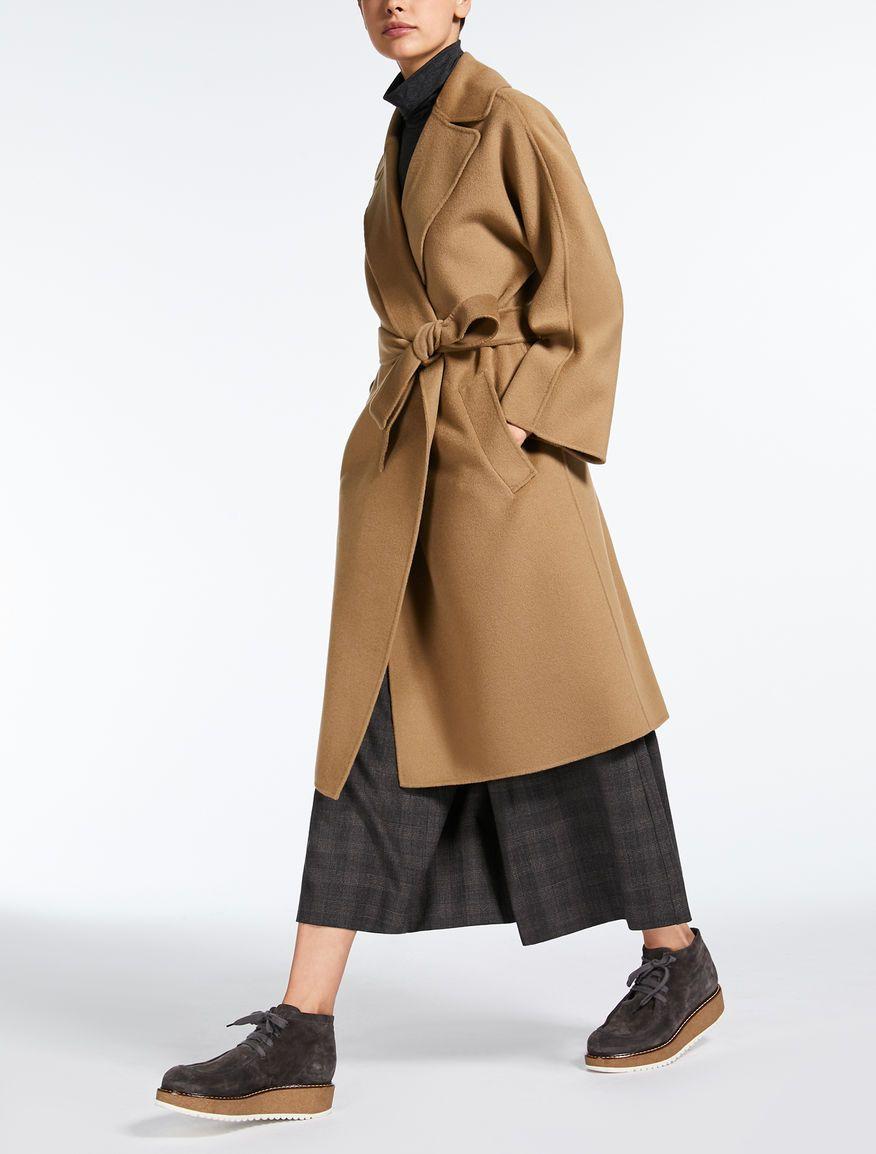 3faf5d13d7 Max Mara BURGOS camel  Wool coat.