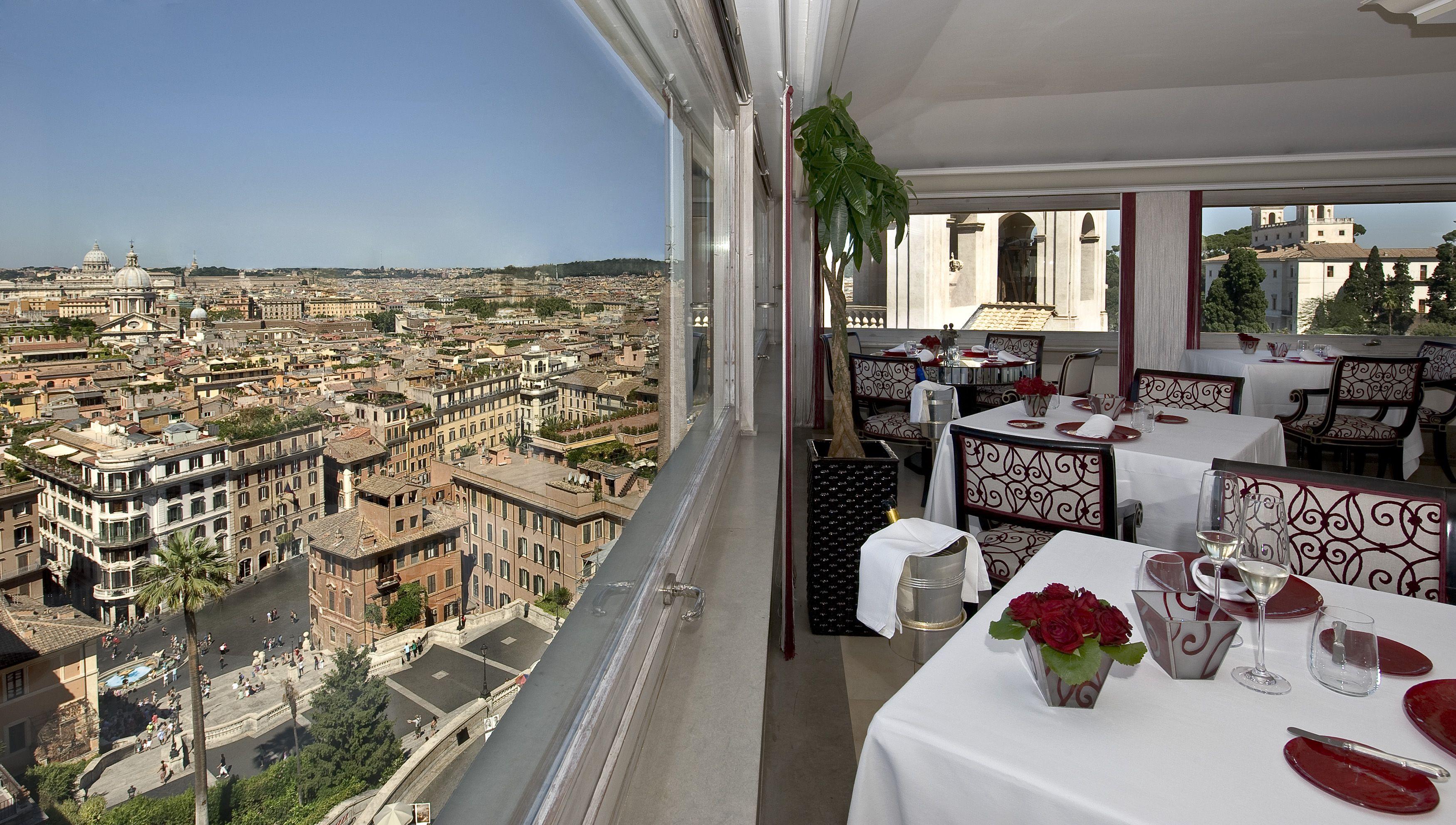 Hotel Hassler Roma in Rome Italy Hotel, Italia
