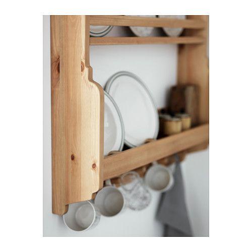 Us Furniture And Home Furnishings Wandregal Ikea Ikea Inspiration Regalwand