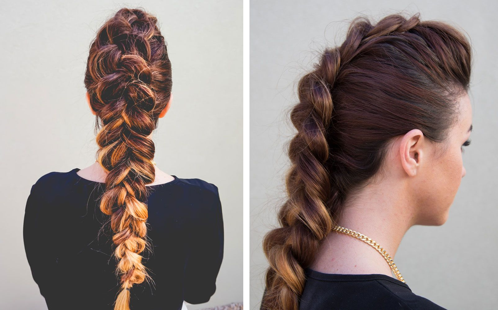 Howto the dutch faux hawk hairstyling u updos hair pinterest