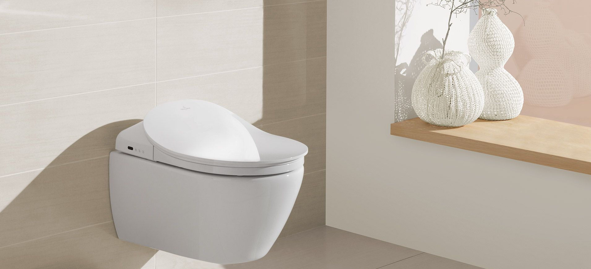 Villeroy & Boch Viclean Bathroom chair, Bathroom
