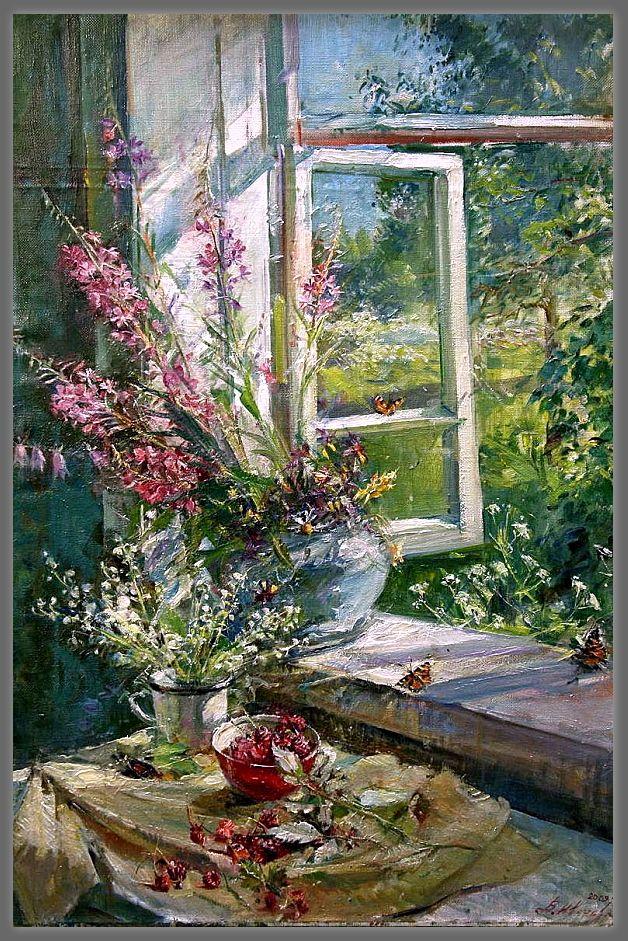Wood frames and windows - Peinture porte et fenetre ...