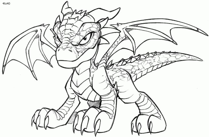 The Mighty Mythical Dragon Coloring Pages Dragon Coloring Page Skull Coloring Pages Kids Printable Coloring Pages