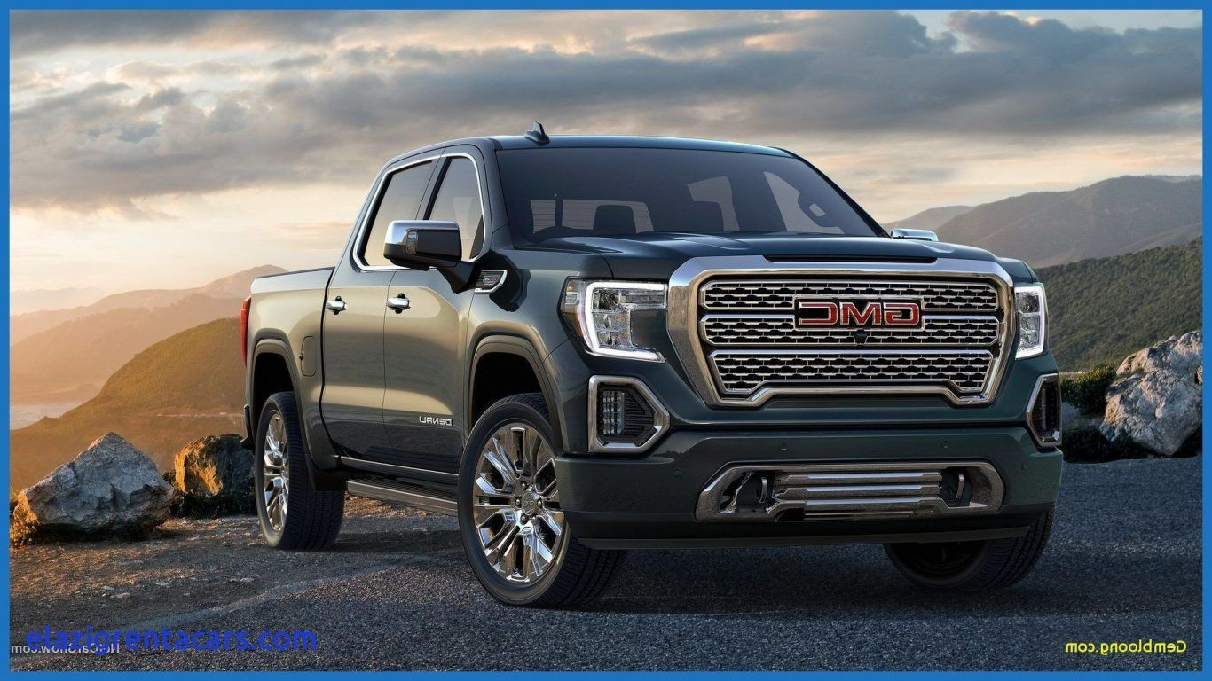 2019 Gmc Canyon Towing Capacity Review Specs And Release Date