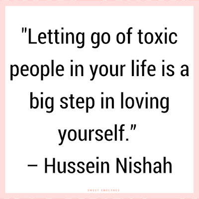 How To Let Go Of Someone Toxic Sweet Emelyne's Pinterest Best Toxic Love Quotes
