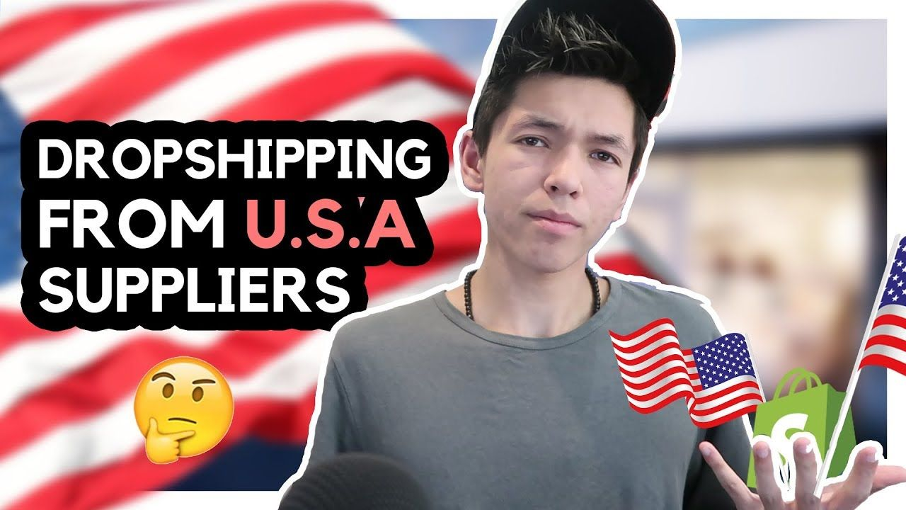 USA Suppliers How To DropShip From The US drop