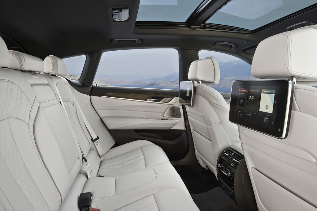 This Is The Bmw 6 Series Gran Turismo With Images Bmw 6 Series