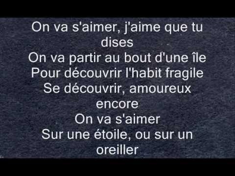 On Va S Aimer Gilbert Montagne Youtube French Songs Me Me Me Song Songs