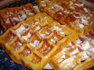 O mundo das receitas: Gaufres / Waffles