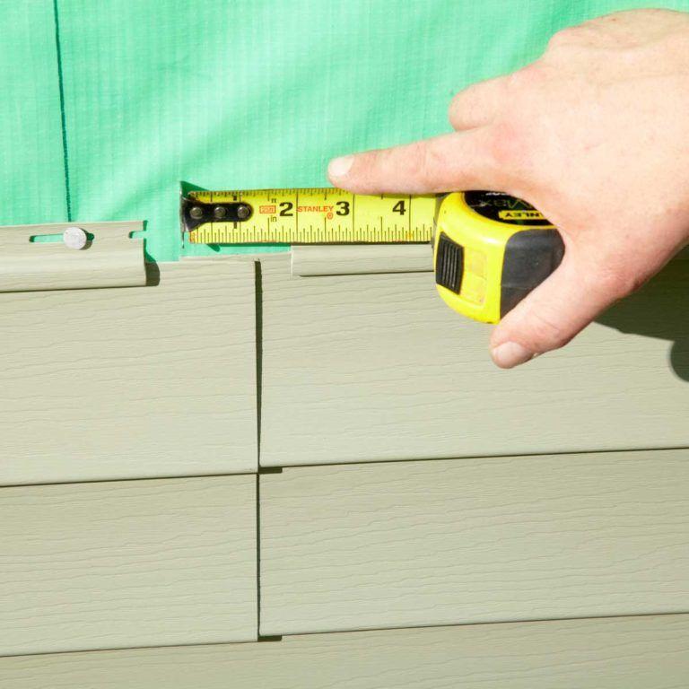 13 Simple Vinyl Siding Installation Tips Vinyl Siding Vinyl Siding Installation Vinyl Siding House Siding