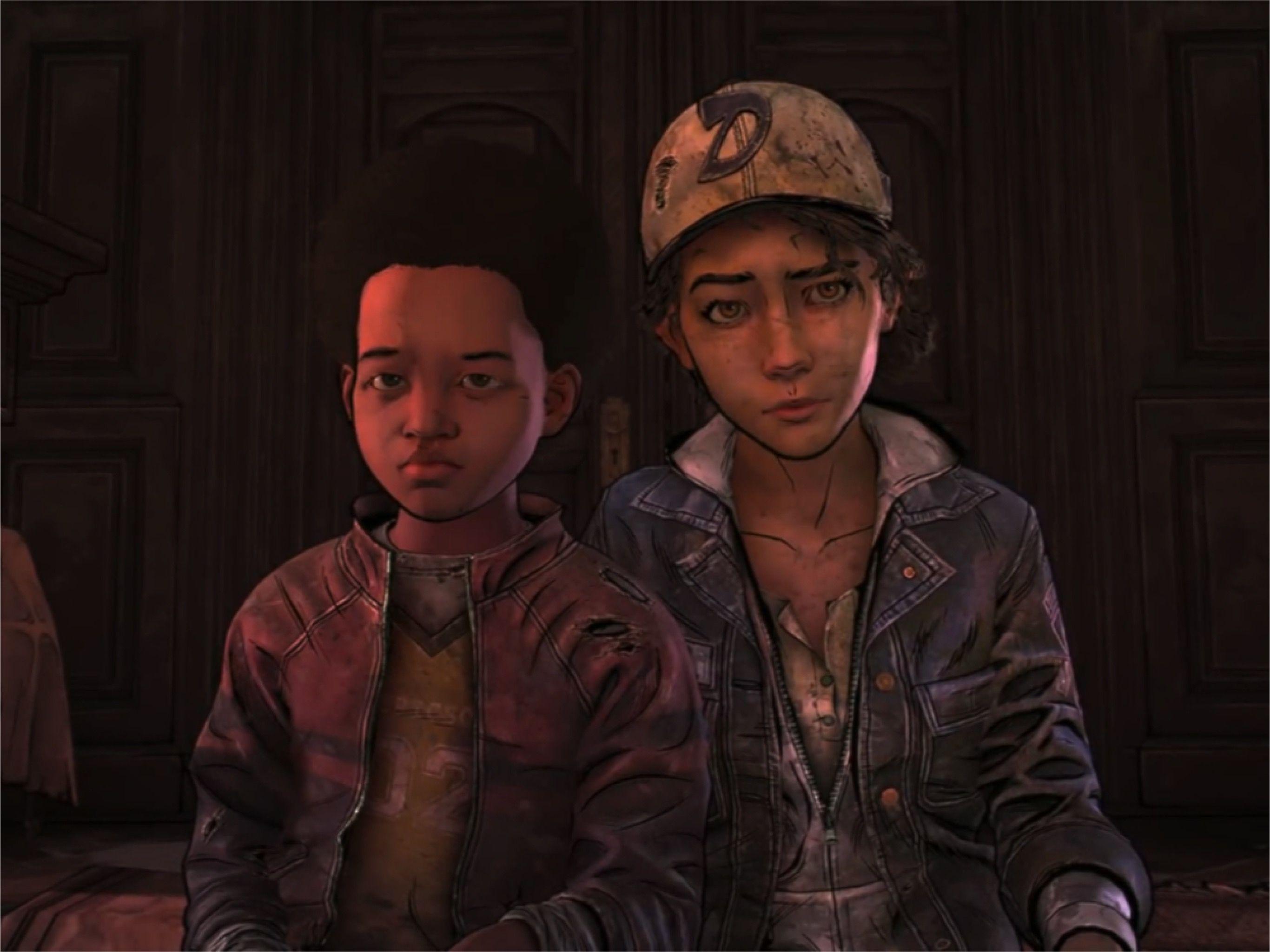 Clementine Aj The Walking Dead Walking Dead Game The Walking Dead Telltale