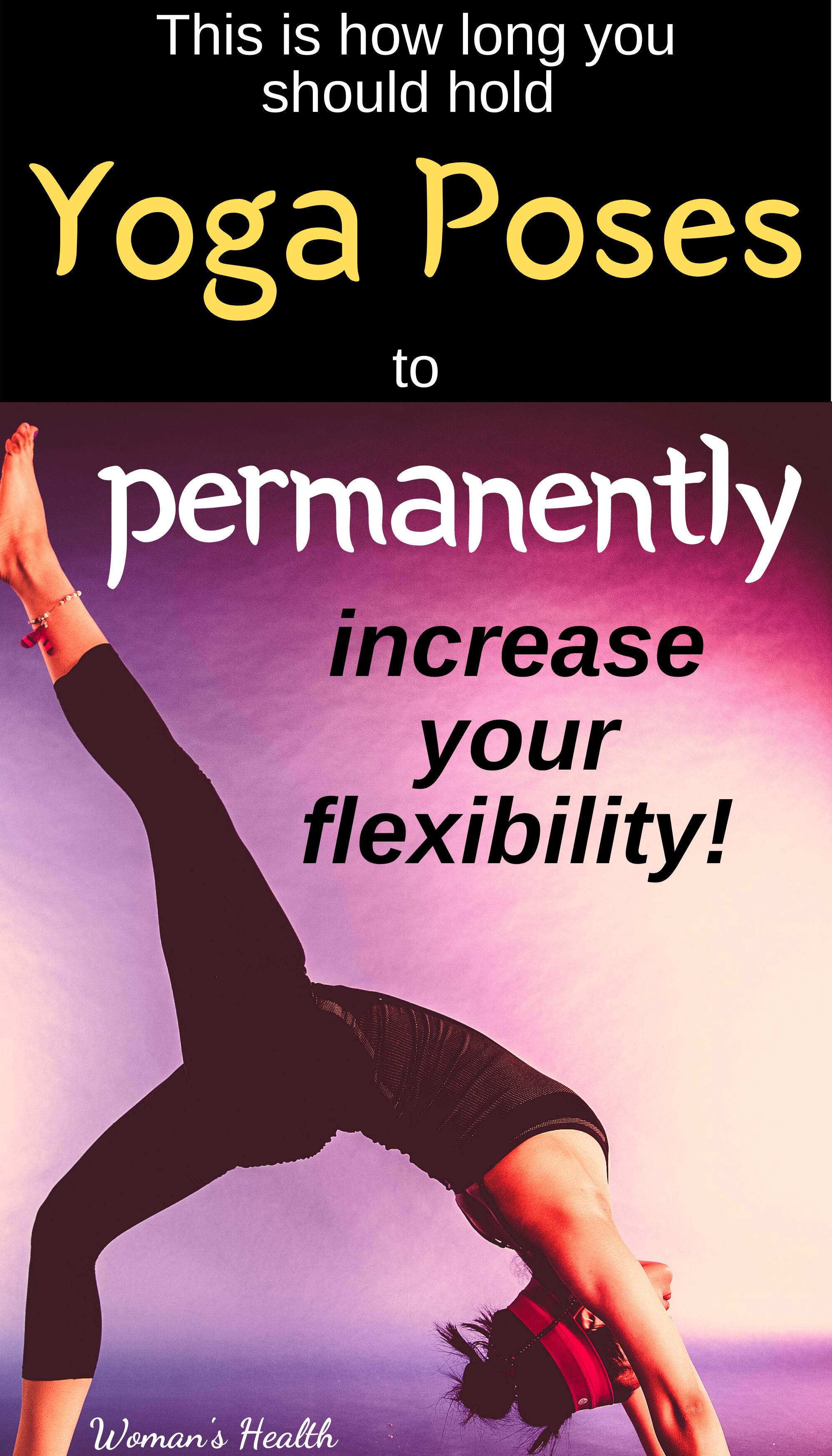 how often yoga for flexibility