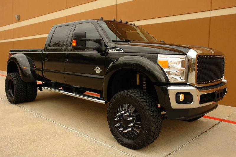 Sell Used 2012 Ford F450 Ultimate Lariat Fx4 Crew Cab Diesel 4wd 8 Quot Fabtech Lift Nav Roof In Houston Texas United Sta Diesel Trucks Lifted Trucks Trucks