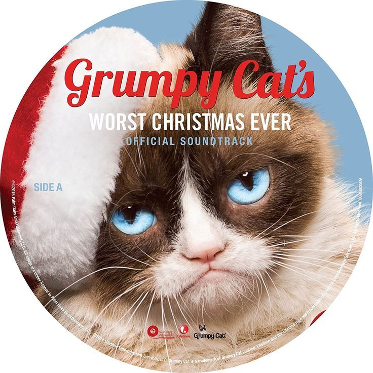 Grumpy Cat's Worst Christmas Ever [LP][Picture Disc] (With